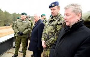 Lietuvos ir Čekijos karių pratybos (2)