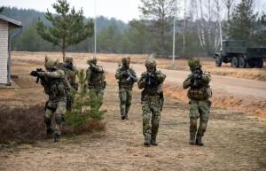 Lietuvos ir Čekijos karių pratybos (5)