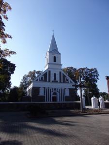 Gražios Žemaitijos bažnyčios