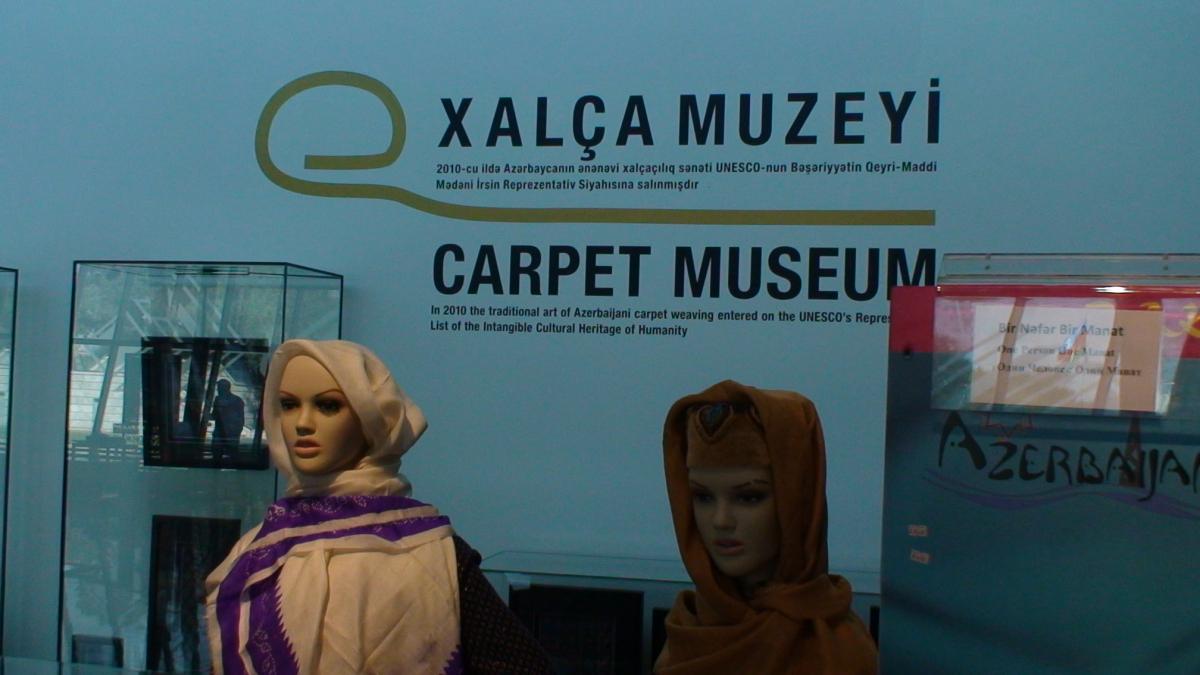 Azerbaidžano kilimų muziejus. Slaptai.lt nuotr.