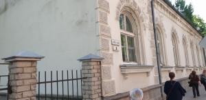 Daugelį metų šis pastatas priklausė Lietuvos Respublikai