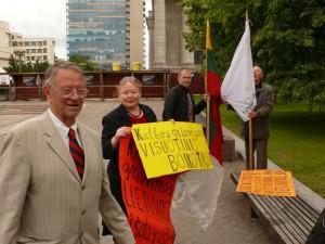Protestuotojai (2)