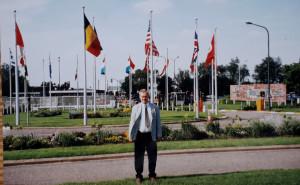 Briuselis. NATO būstinė