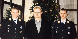 Su Vokietijos kariškiais. Garmišas -Partenkirchenas. Slaptai.lt nuotr. - Copy (2)
