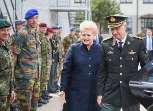 Belgijos Karaliaus Filipo vizitas (1)