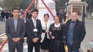 Azerbaidžaniečių šeima