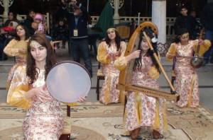 Azerbaidžaniečių melodijos - įspūdingos