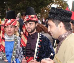 Azerbaidžaniečiai. Giandža. Slaptai.lt nuotr.
