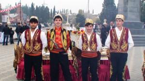 Azerbaidžaniečiai. Gintaro Visocko (Slaptai.lt) nuotr.