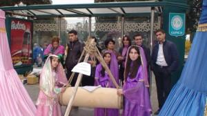Azerbaidžaniečiai saugo savo papročius