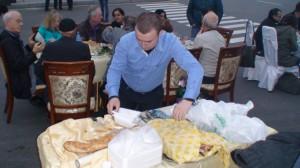 Azerbaidžanietiškų sūrių gaminimas