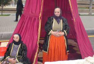 Azerbaidžanietiška palapinė