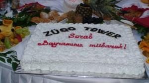 Azerbaidžanietiškas pasveikinimas