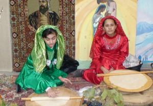 Azerbaidžanietiškos tradicijos