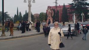 Buvusi Lietuvos diplomatė Halina Kobeckaitė. Giandža