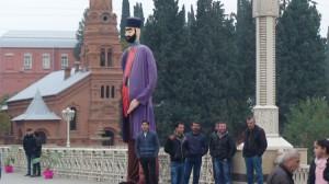 Giandžos skulptūra (2)
