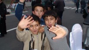 Giandžos vaikai
