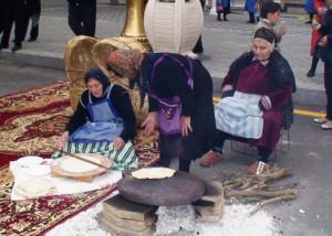 Kaip gaminami tradiciniai azerbaidžanietiški valgiai