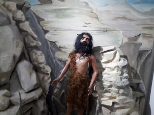 Akmens amžiaus žmogus. Slaptai.lt nuotr.