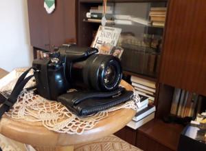 Fotoaparatas. Slaptai.lt nuotr.