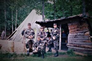 Karinė stovykla Valingėje. Švedija. Slaptai.lt nuotr.