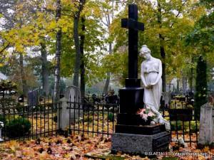 Rumbonių kapinės. Jadvygos Korevaitės kapas
