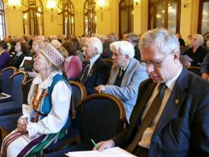 Sąjūdininkų susirinkime (2)