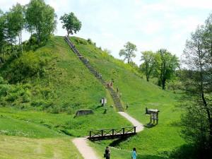 Merkinės piliakalnis