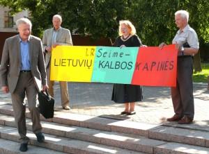 Giname lietuvių kalbą (3)