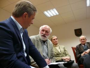 Žurnalisto Lino Medelio klausimas LVŽS pirmininkui Seimo Kultūros komiteto vadovui Ramūnui Karbauskiui
