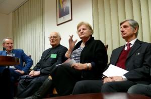 Kalba Muzikų rėmimo fondo pirmininkė Liucija Stulgienė