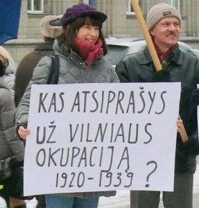 Dėl Vilniaus okupacijos (3)
