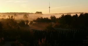 Rūkai puošia rudenį