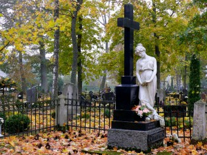 Rumbonių kapinės