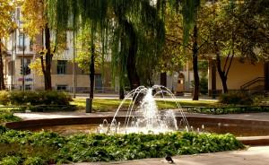 Vašingtono skveras Vilniuje