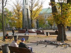 Vinco Kudirkos aikštė Vilniuje