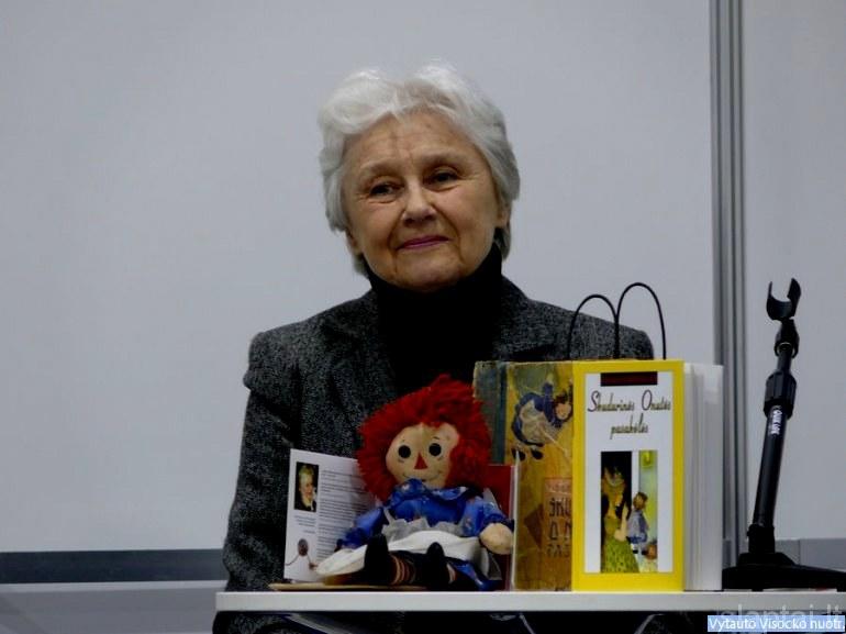 Aktorė Rūta Staliliūnaitė
