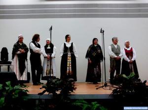 Čiulba ulba sakalas - dzūkų folkloro vakaras