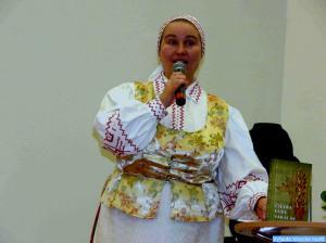 Etnologė G. Kadžytė