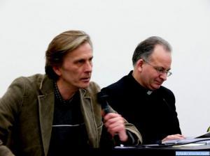 Kalba literatūrologas V. Gasiliūnas