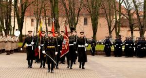 Garbės sargybos kuopai - 98 metai (11)