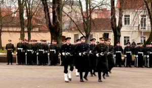 Garbės sargybos kuopai - 98 metai (4)