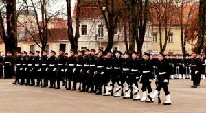 Garbės sargybos kuopai - 98 metai (5)