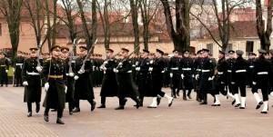 Garbės sargybos kuopai - 98 metai (7)