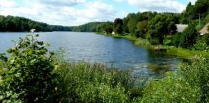 Labės ežeras prie Tauragnų