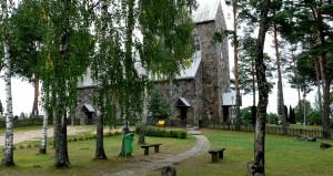Stirnių bažnyčia