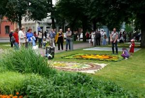Floristiniai kilimai