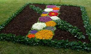 Floristinis kilimas 13