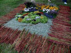 Floristinis kilimas 19