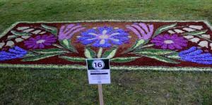 Floristinis kilimas 24